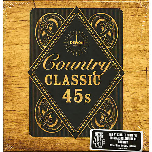 Alliance Various Artists - Classic 45's: Classic Country / Various