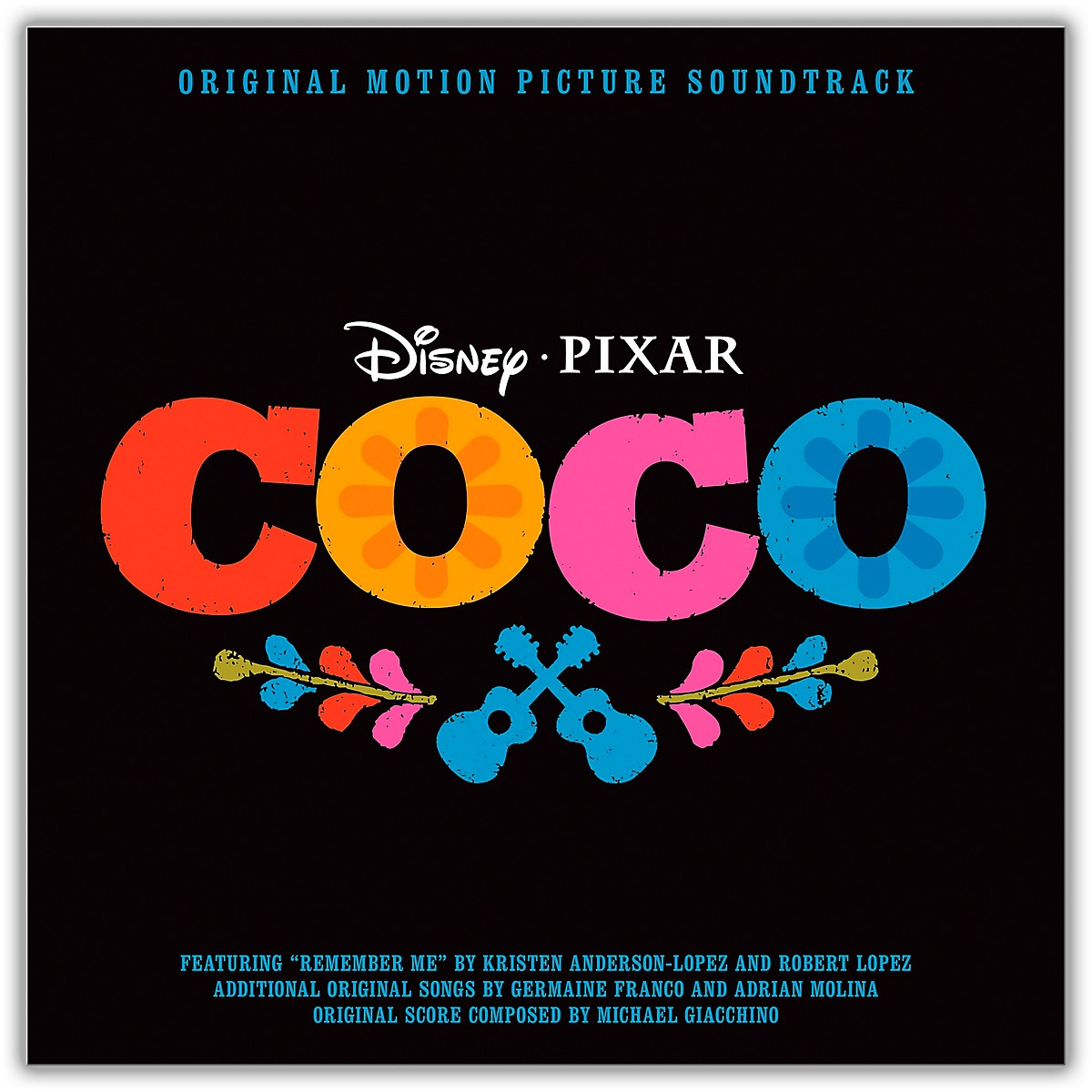 Universal Music Group Various Artists - Coco (Original Motion Picture Soundtrack) CD