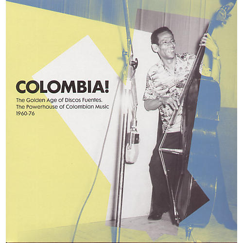 Alliance Various Artists - Colombia The Golden Years Of Discos Fuentes / Var