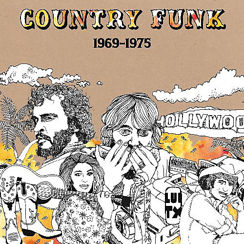 Alliance Various Artists - Country Funk 1969-1975