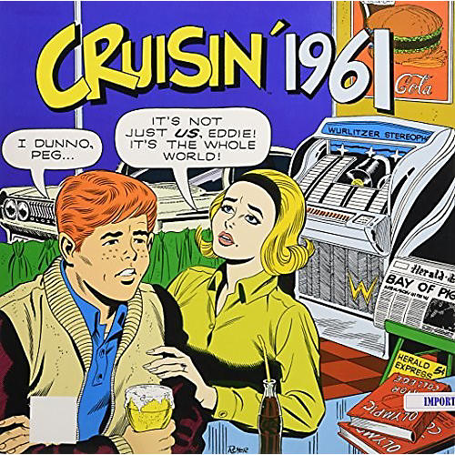 Alliance Various Artists - Crusin 1961 / Various