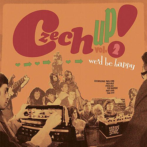 Alliance Various Artists - Czech Up 2: We'd Be Happy