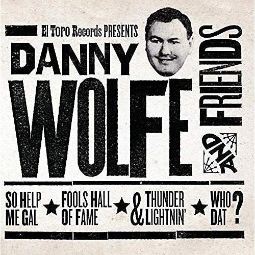 Alliance Various Artists - Danny Wolfe & Friends / Various