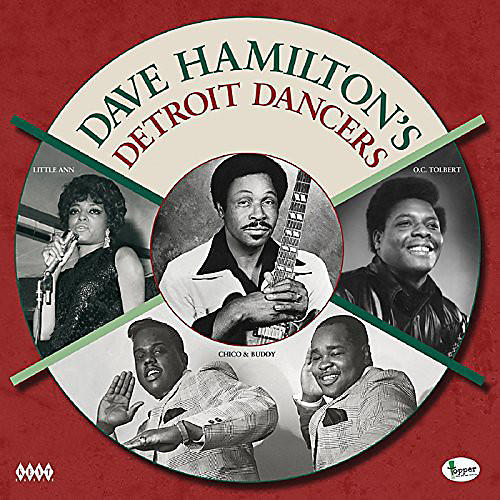 Alliance Various Artists - Dave Hamilton's Detroit Dancers