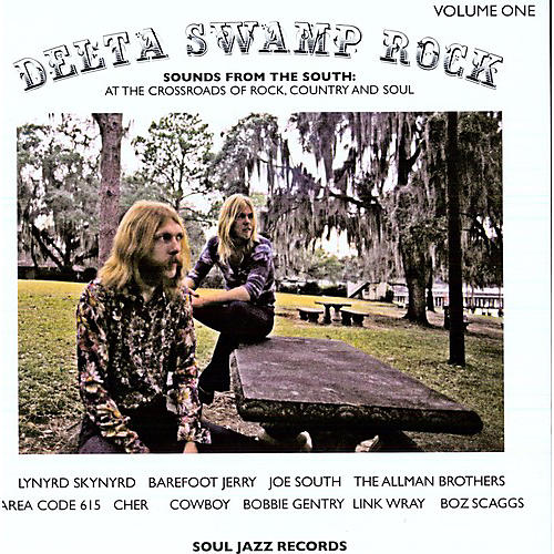 Alliance Various Artists - Delta Swamp Rock Vol. 1: Sounds From The South At The Crossroads Of