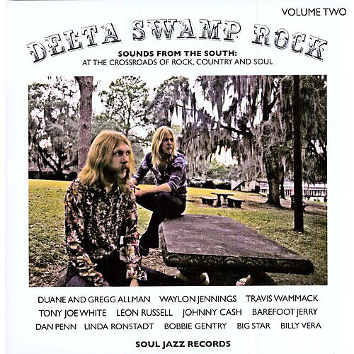 Alliance Various Artists - Delta Swamp Rock Vol. 2: Sounds From The South At The Crossroads Of