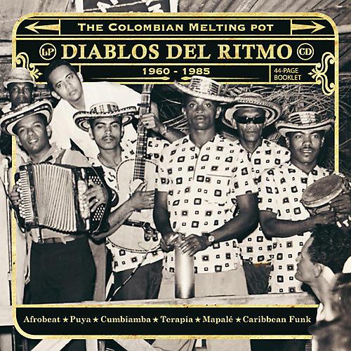 Alliance Various Artists - Diablos Del Ritmo: Colombian Melting Pot 1960-1985, Part 2