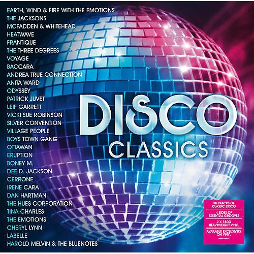 Alliance Various Artists - Disco Classics / Various