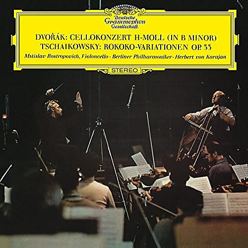 Alliance Various Artists - Dvorak: Cello Concerto in B Minor Op 104