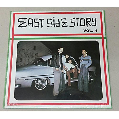 Alliance Various Artists - East Side Story Volume 1 (Various Artists)