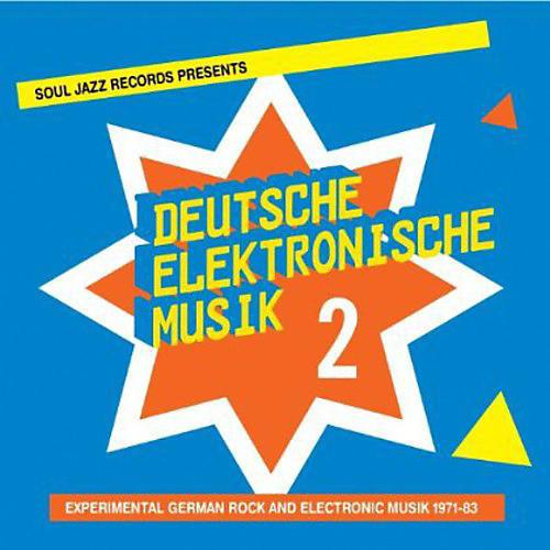 Alliance Various Artists - Elektronische Musik 2: Experimental German 1971-83