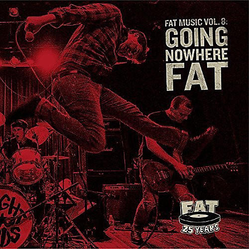Alliance Various Artists - Fat Music, Vol. 8: Going Nowhere Fat