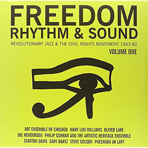 Alliance Various Artists - Freedom Rhythm & Sound Revolutionary Jazz 1965-80, Vol. 1