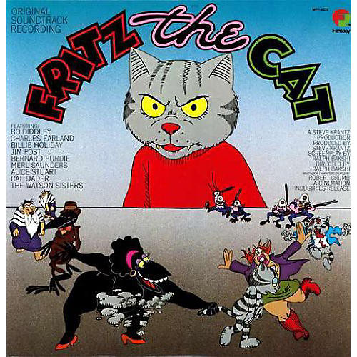 Alliance Various Artists - Fritz The Cat