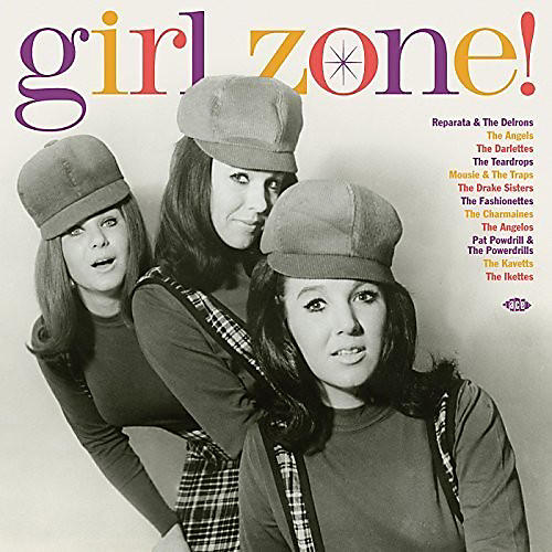 Alliance Various Artists - Girl Zone / Various