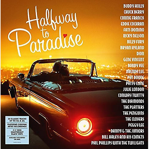 Alliance Various Artists - Halfway to Paradise