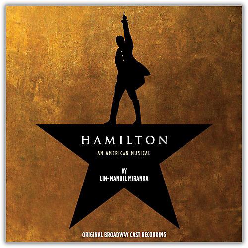 WEA Various Artists - Hamilton (Original Broadway Cast Recording)(Explicit)(4Lp Vinyl W/Digital Download)
