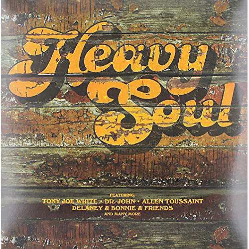 Alliance Various Artists - Heavy Soul / Various