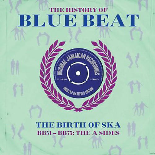 Alliance Various Artists - History of Bluebeat / Various
