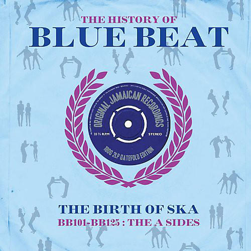 Alliance Various Artists - History of Bluebeat: BB101-BB125 A-Sides / Various