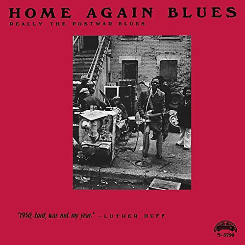 Alliance Various Artists - Home Again Blues / Various