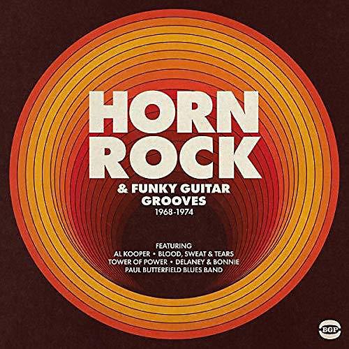 Alliance Various Artists - Horn Rock & Funky Guitar Grooves 1968-1974 / Various