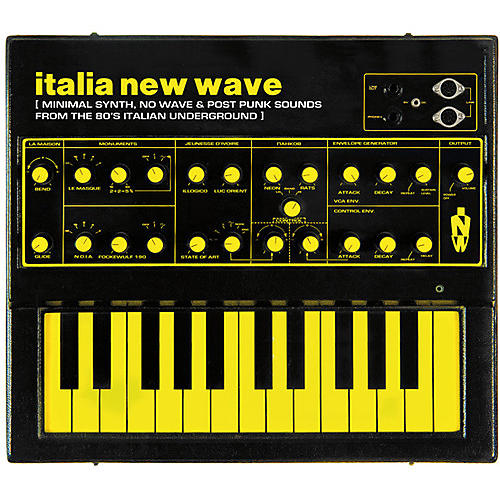 Alliance Various Artists - Italia New Wave (Various Artists)