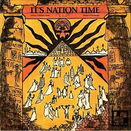 Alliance Various Artists - It's Nation Time: African Visionary Music (Various Artists)