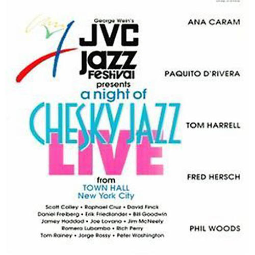 Alliance Various Artists - JVC Jazz Festival Presents A Night Of