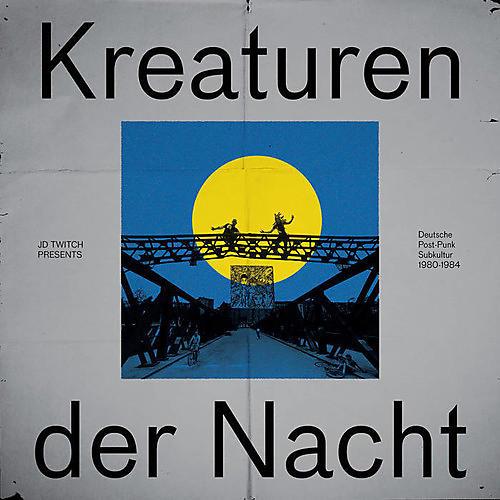 Alliance Various Artists - Jd Twitch Presents Kreaturen Der Nacht