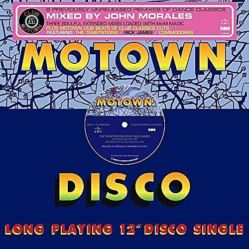 Alliance Various Artists - John Morales Presents Club Motown Kings / Various