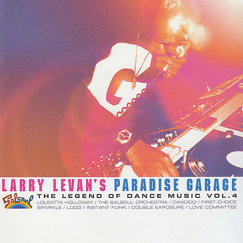 Alliance Various Artists - Larry Levan's Paradise Garage: Legend Of / Various