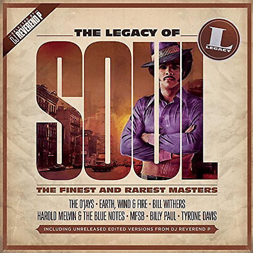 Alliance Various Artists - Legacy Of Soul / Various