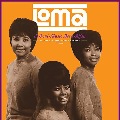 Alliance Various Artists - Loma: A Soul Music Love Affair 1 / Various