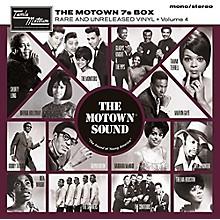 Various Artists - Motown 7s Vinyl Box Volume 4 / Various