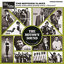 Various Artists - Motown 7's Vinyl: Vol 3 / Various