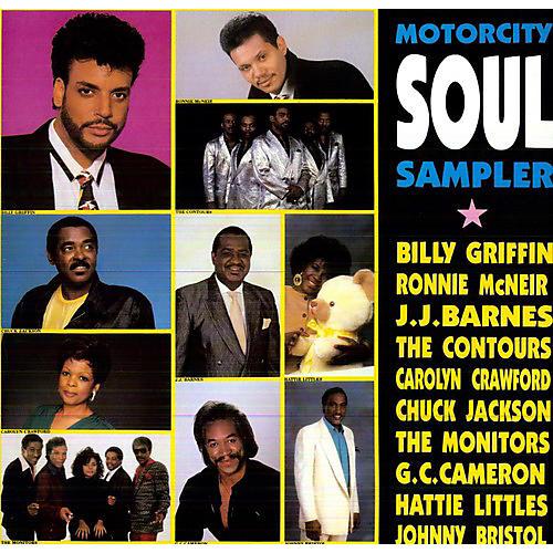Alliance Various Artists - Motown Artists: 80's Recordings