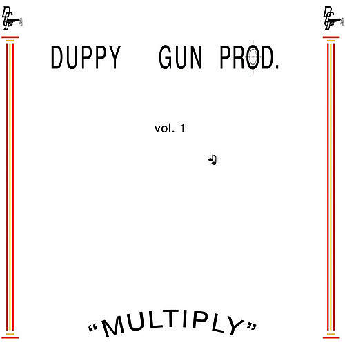 Alliance Various Artists - Multiply: Duppy Gun Productions Vol 1 / Various