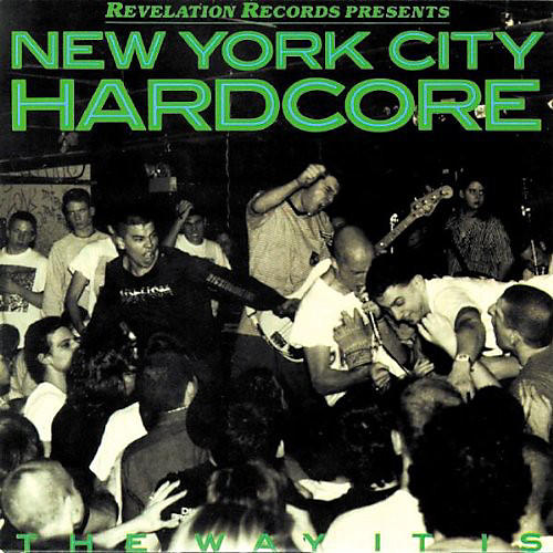 Alliance Various Artists - New York City Hardcore / Various