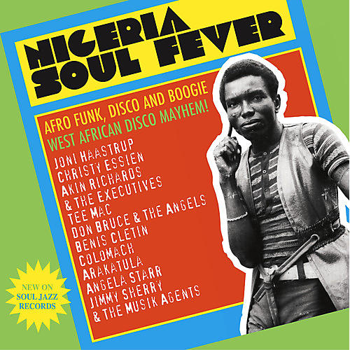 Alliance Various Artists - Nigeria Soul Fever