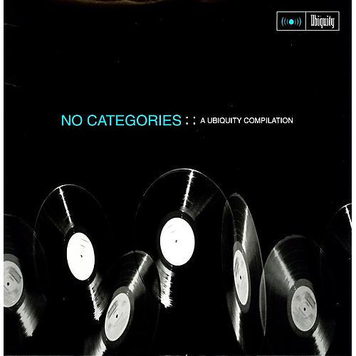 Alliance Various Artists - No Categories - Ubiquity Comp (DBL LP) / Various