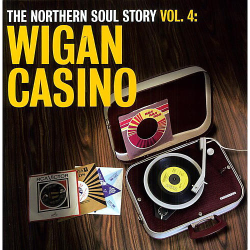 Alliance Various Artists - Northern Soul Story 4: Wigan Casino / Various