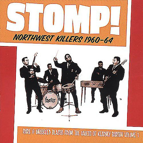 Alliance Various Artists - Northwest Killers 1960-1964 Stomp