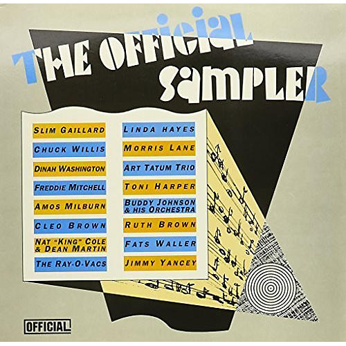 Alliance Various Artists - Official Sampler