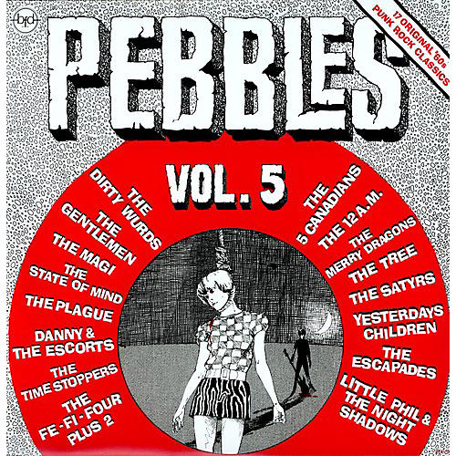 Alliance Various Artists - Pebbles, Vol. 5