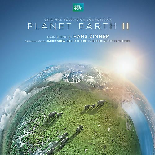 Alliance Various Artists - Planet Earth Ii / Various