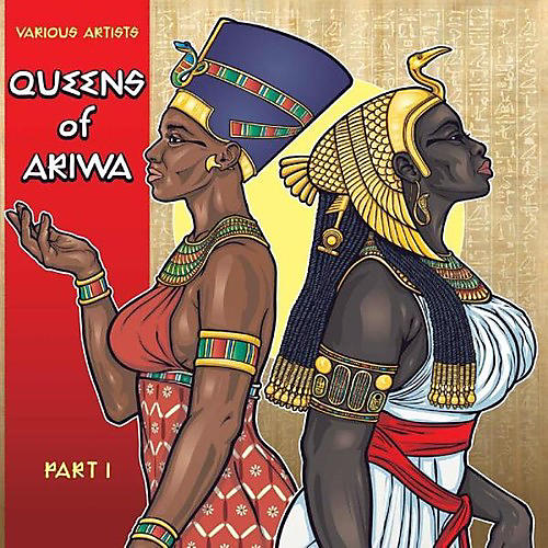 Alliance Various Artists - Queens Of Ariwa Part 1