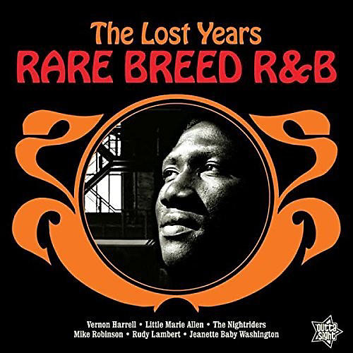 Alliance Various Artists - Rare Breed R&B: The Lost Years / Various