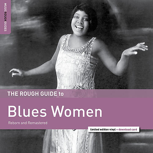 Alliance Various Artists - Rough Guide To Blues Women / Various