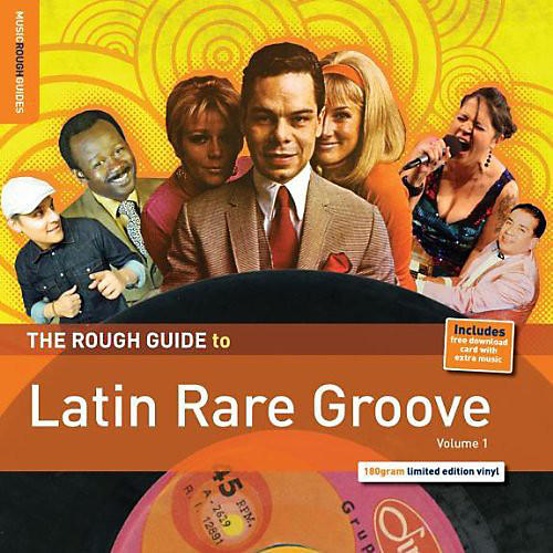 Alliance Various Artists - Rough Guide to Latin Rare Groove 1 / Various